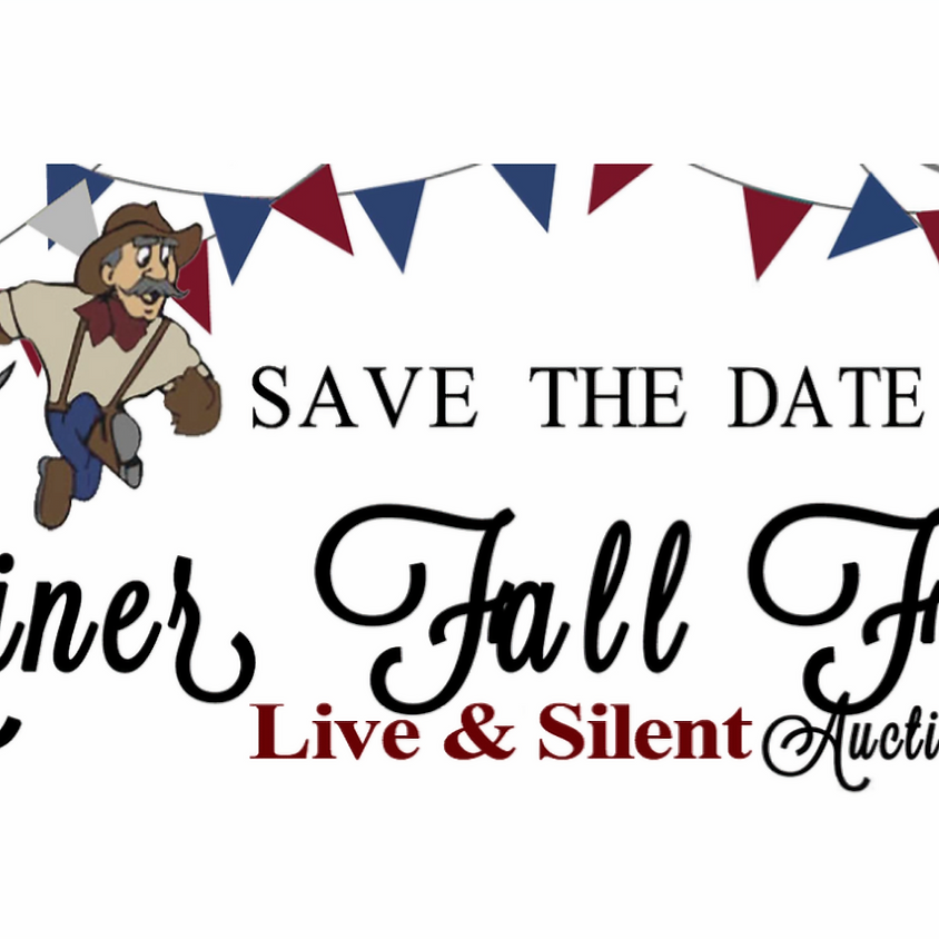 Miner Fall Fest Live and Silent Auction