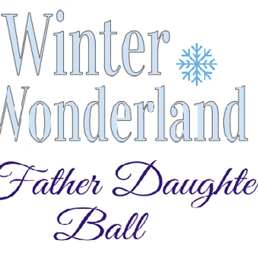Father-Daughter Winter Wonderland Ball