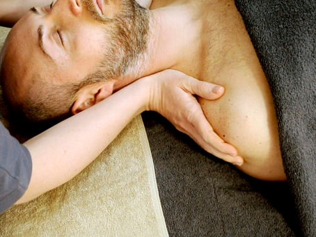 Massage  - The Ultimate Stress Buster