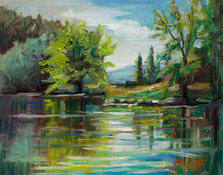Song bird Pond