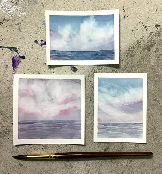 Mini Watercolors