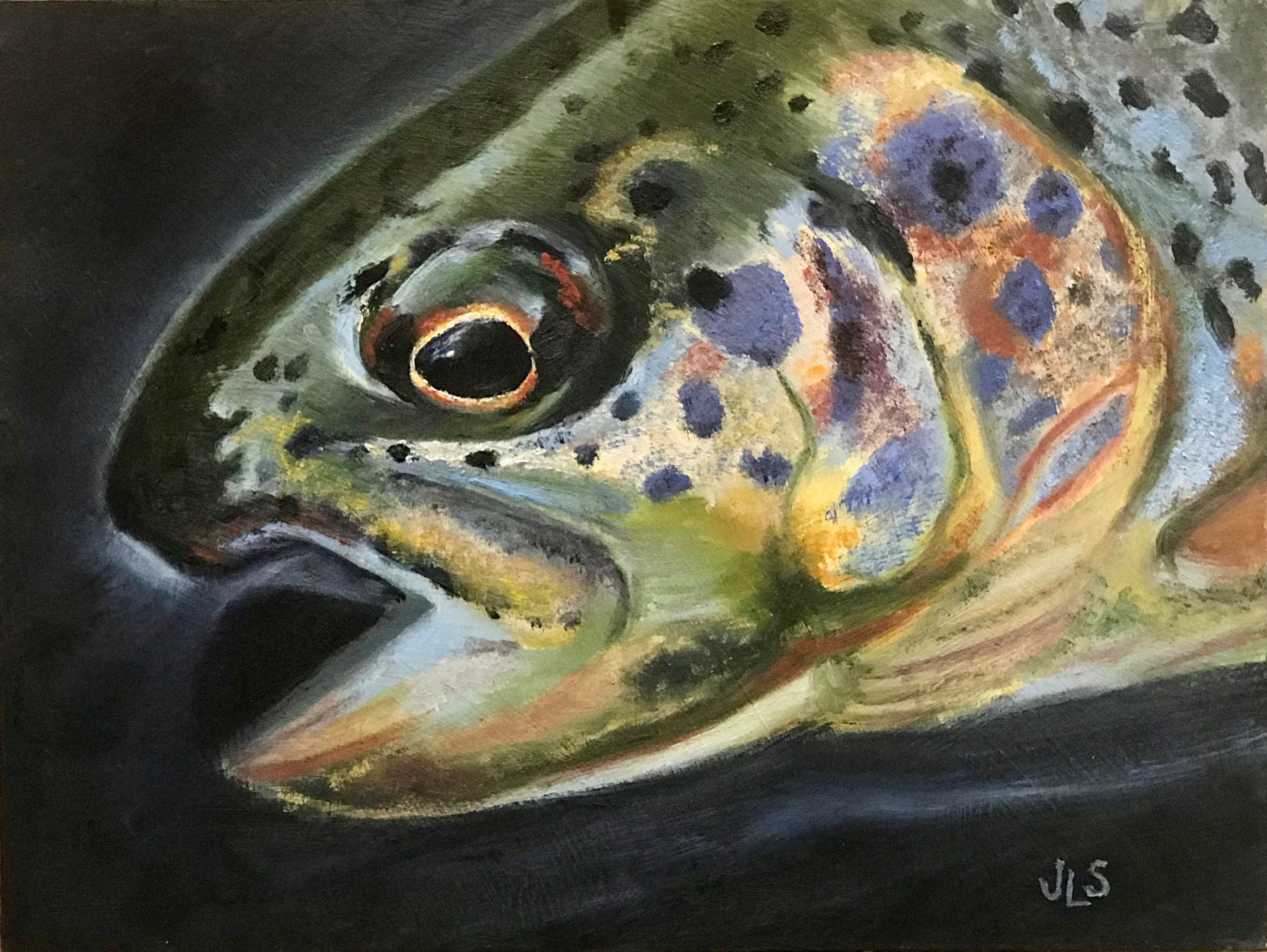 Hungry Trout