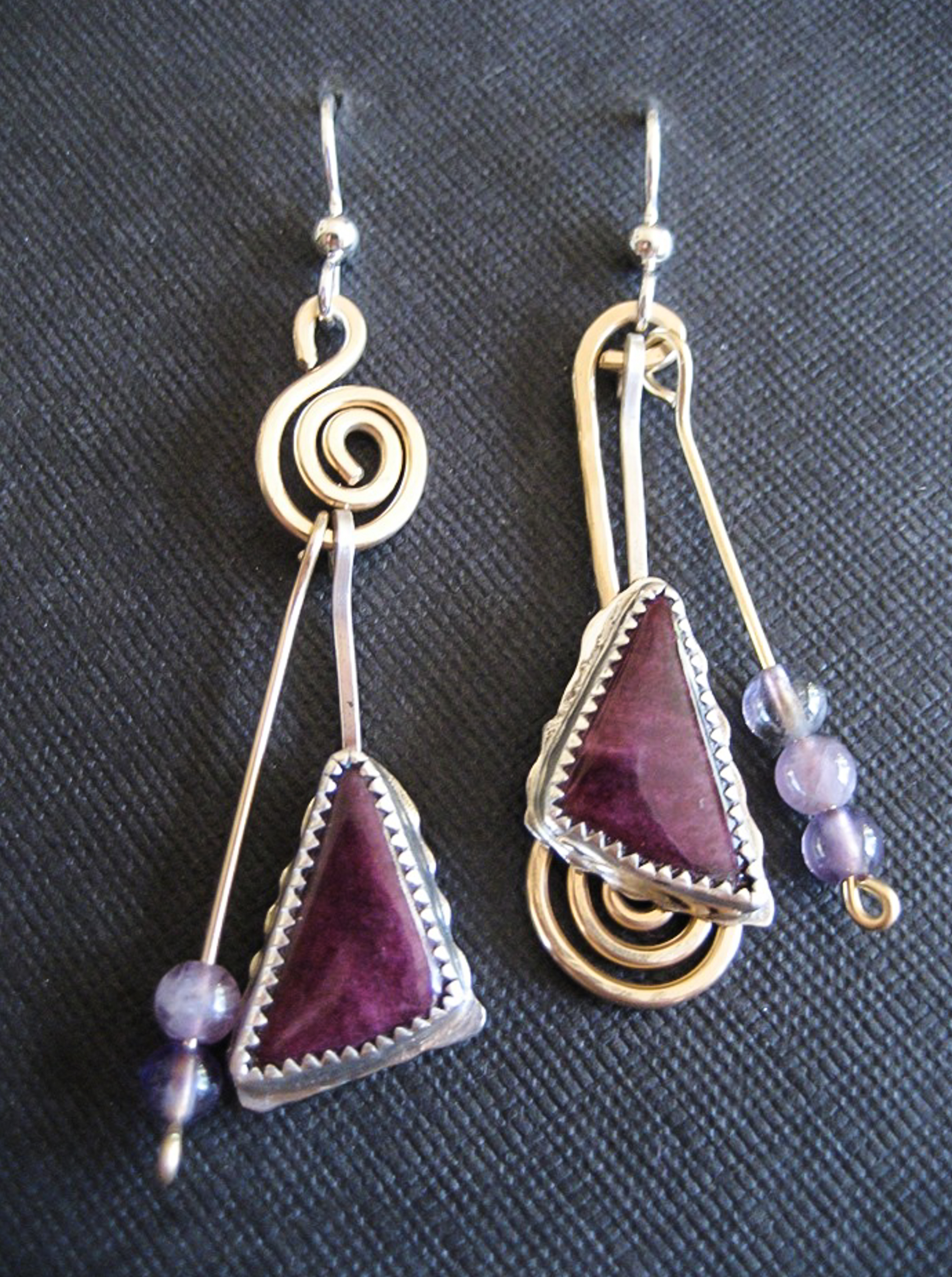 Purple Spiny Oyster-Amethyst SS