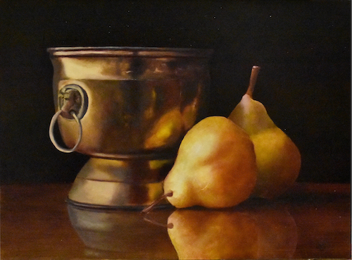 Reflections of Pears