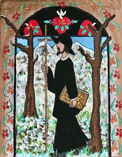 Saint John Francis Regis -The Jesuits-