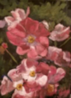 BColson pink wildflowers 9x12.jpg