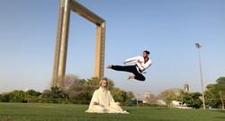 Grant Master Kang visit in Dubai