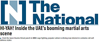 HI-YAH! Inside the UAE's booming martial arts scene