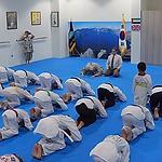 Young Athletes Taekwondo