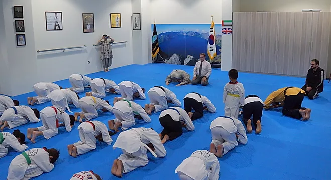 Tkd Young Athletes Class (6yrs to 12yrs)