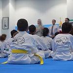 Tiny Athletes Taekwondo