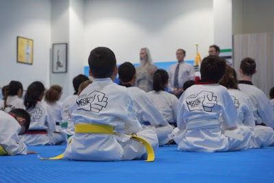 Tkd Tiny Athletes Class (3yrs -5yrs)