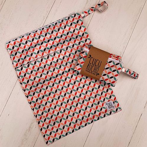 Wet bag multiuso - 3 diseños