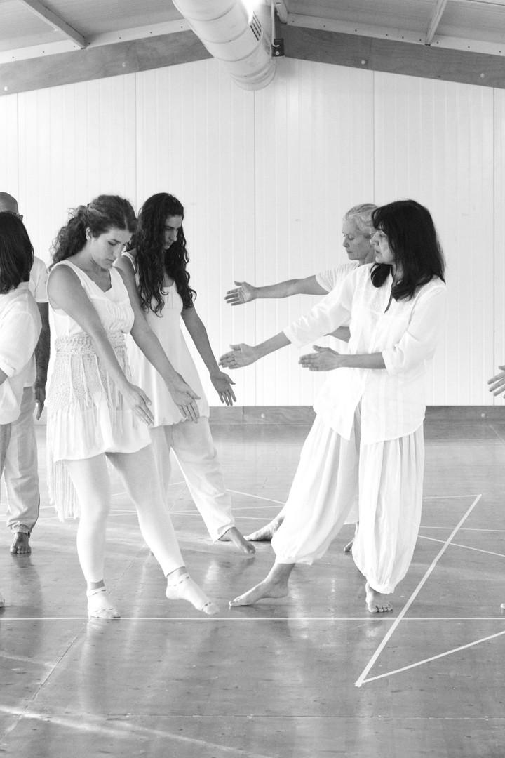 Sacred dancing