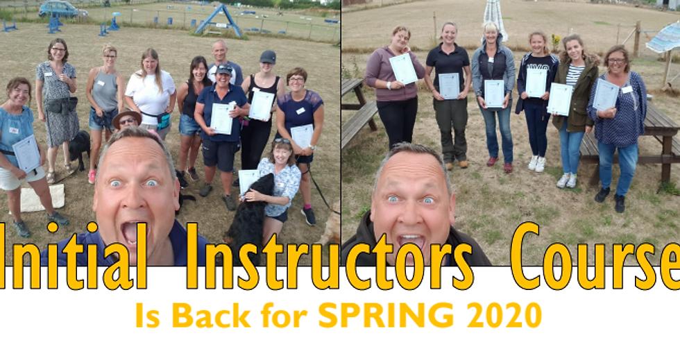 Initial Instructors Course, Part 1