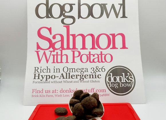 Salmon and Potato 2kg Bag