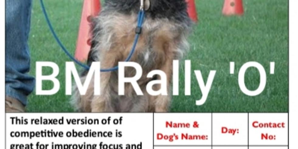 BM Rally Course