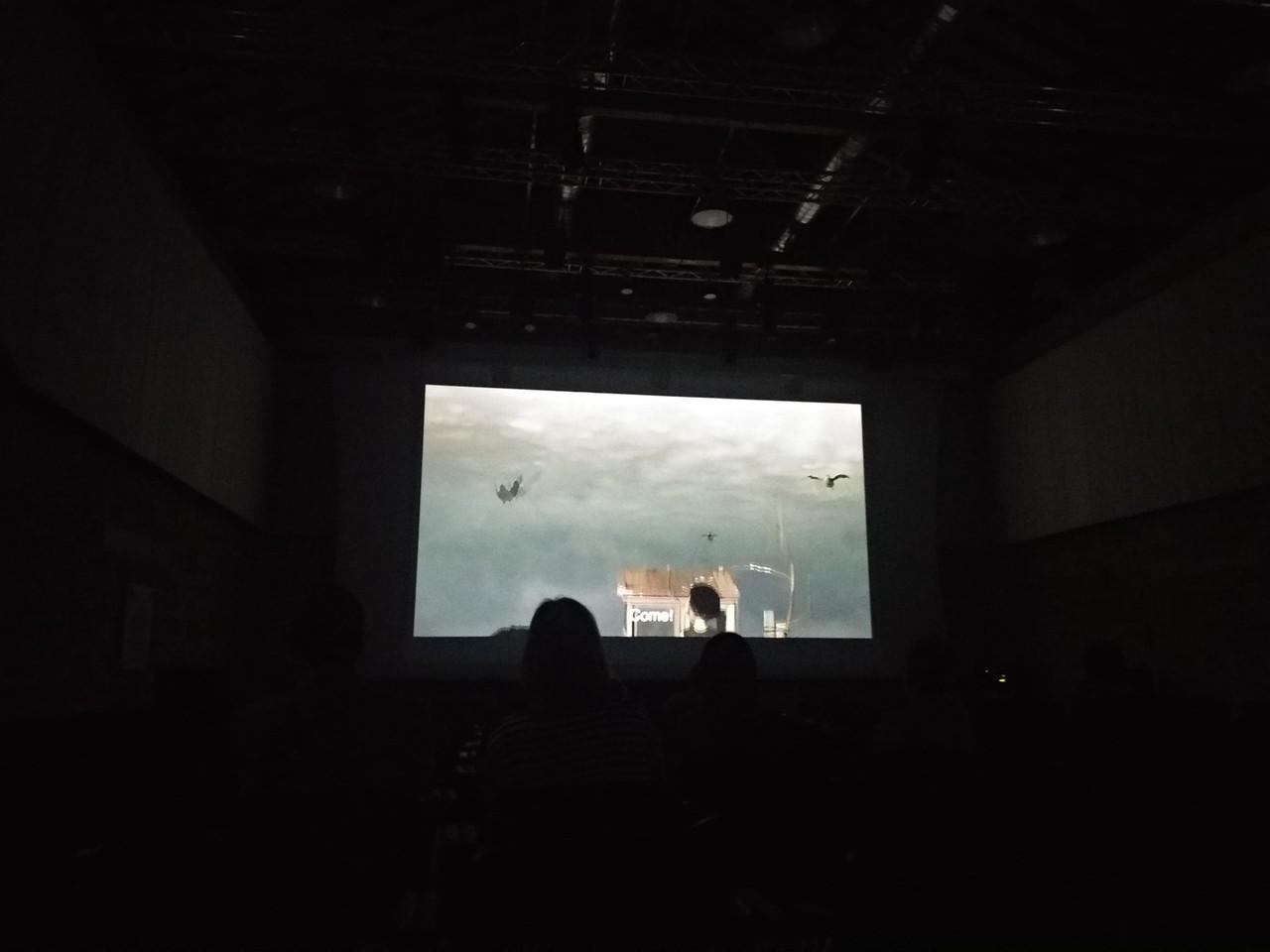 "Screening of Mats Grorud's ""The Tower"" at Attikon Theater"