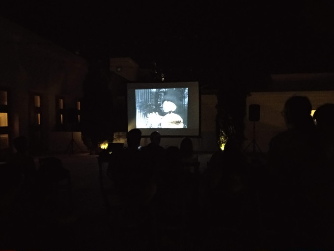 Screening of Brett Ingram's films at the Village Square on the 9th of August 2019