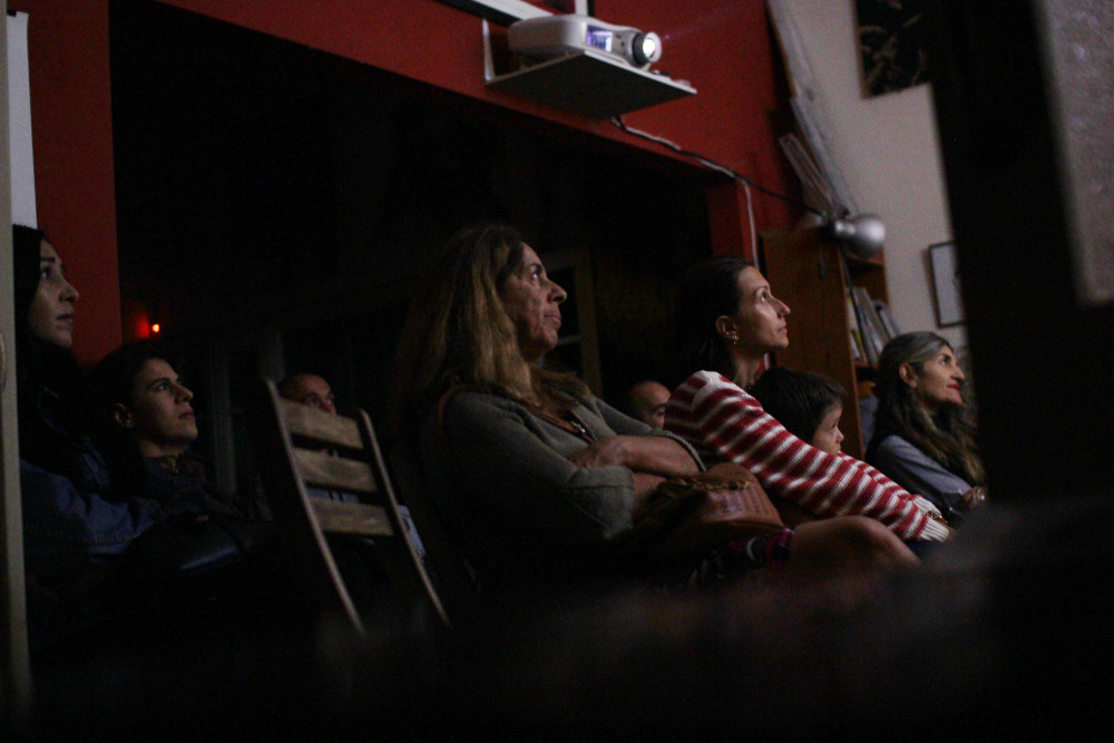 Screening of the films of the Official Selection of the Animattikon Project.  The screenings took place on the 2nd of November at the Kimonos Art Center; on the 3rd of November at ANANAs 8bit Coffee; and on the 4th of November at Technopolis20.