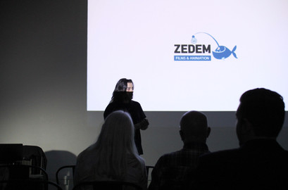 "Presentation by Michael Kalopedis at Technopolis20 on the subject ""Animations Made in Cyprus: The Story of Zedem Media"", on the 4th of November."