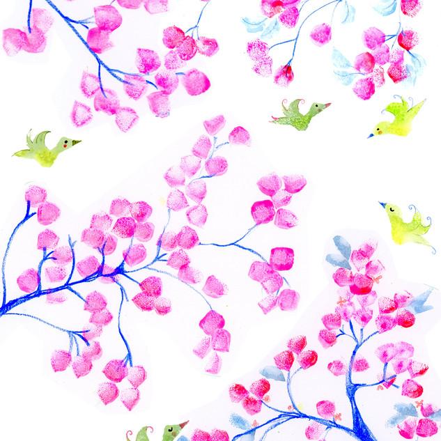 ©caraghbuxton blossoms