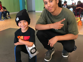 Bboy Jihad Wins Trip to NYC, & Isaiah Becomes Undefeated Champion of Octogon Kids
