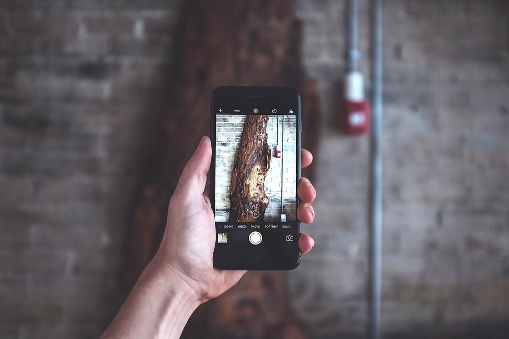 fotenie na mobile - explor media