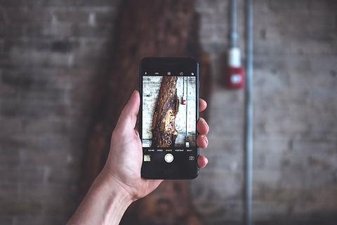 Capturando Fotos