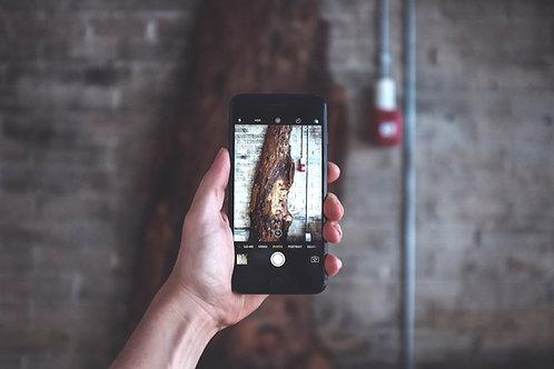Workshop Fotografia Mobile-Online