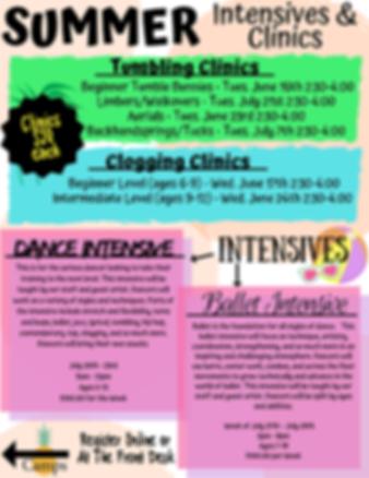 Summer Camps, Clinics, & Intensives (1).