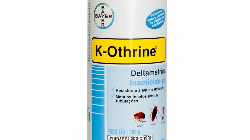 Inseticida K-Othrine em Pó 100g
