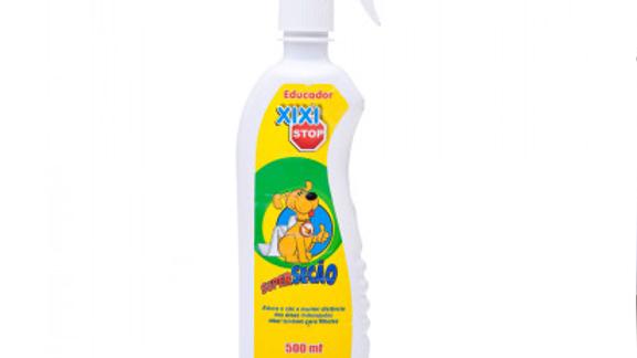 Educador Canino Xixi Stop Super Secão - 500 ml