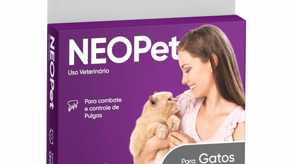 Antipulgas Neopet Gatos 0,32ml Ourofino