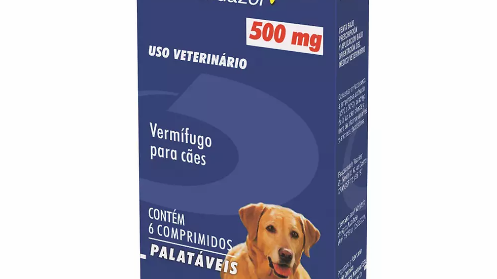 Vermífugo Fenzol Pet Agener