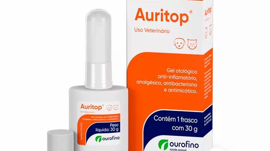 Auritop Gel Otológico Ourofino 30g