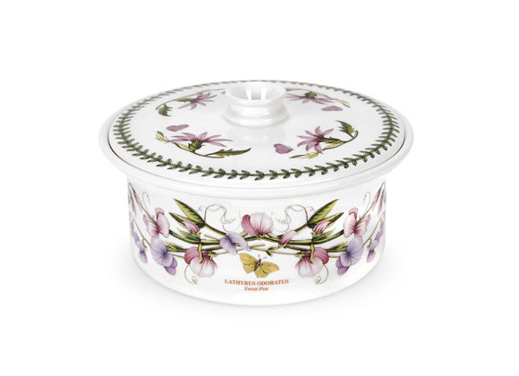 Portmeirion Botanic Garden Covered Casserole 1.7L