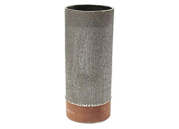 KARE Vase Black Dots 30cm