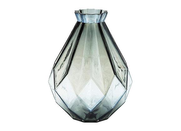 KARE Vase La Gema Grey 30cm