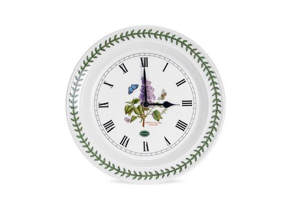 Portmeirion Botanic Garden Wall Clock Lilac
