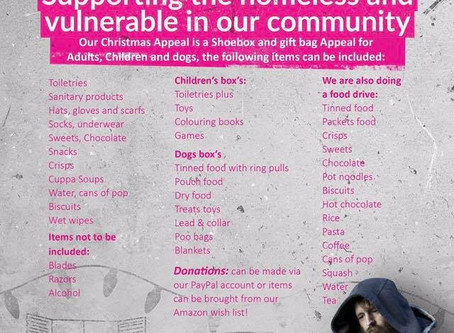 Worcestershire Homeless Appeal