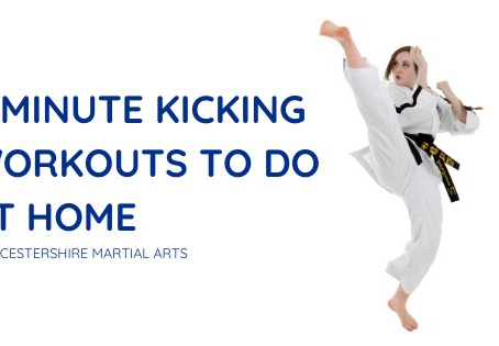 Two 5 Minute Kicking Workouts To Do At Home