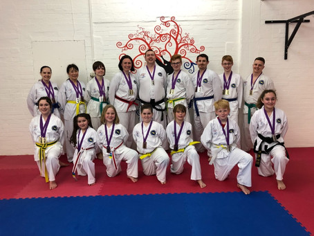 EMAP Open Championships Results