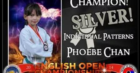 Unified ITF Taekwon-Do English Championships