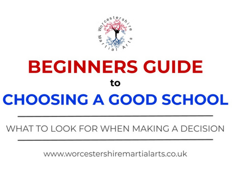 A Beginners Guide to Choosing a Good Martial Arts School