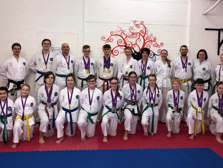 EMAP Open Championship Results!
