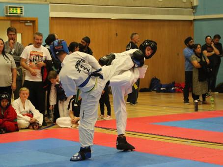 Global Taekwon-Do International National Open Tournament Results