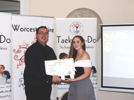 Christmas Party and Awards Evening 2018