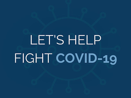 Let's Help Fight Covid-19 Fundraising Challenge
