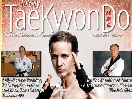 Totally Taekwon-Do Magazine